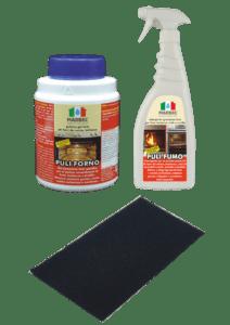 Prodotti pulizia forno e barbecue